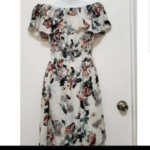 Aritzia Wilfred Hosta Dress